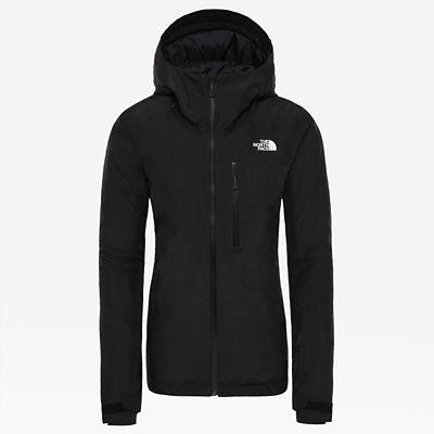 The North Face Womens Descendit Jacket Tnf Black Size M