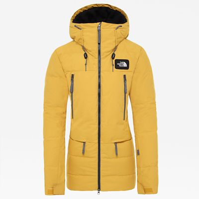 The North Face Womens Pallie Down Jacket Golden Spice Size S
