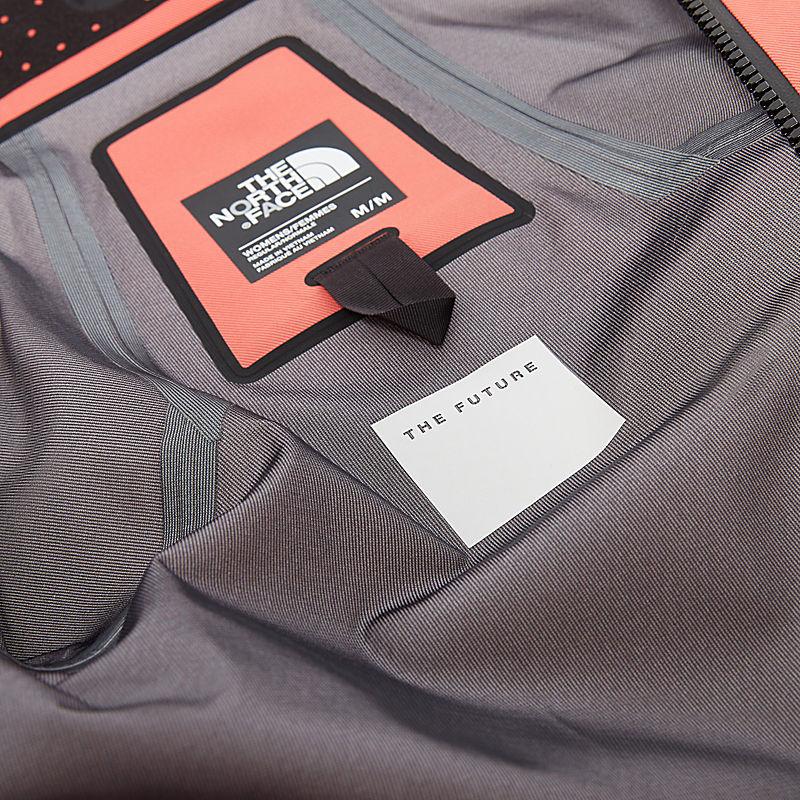 Brigandine FUTURELIGHT™-jas voor dames-