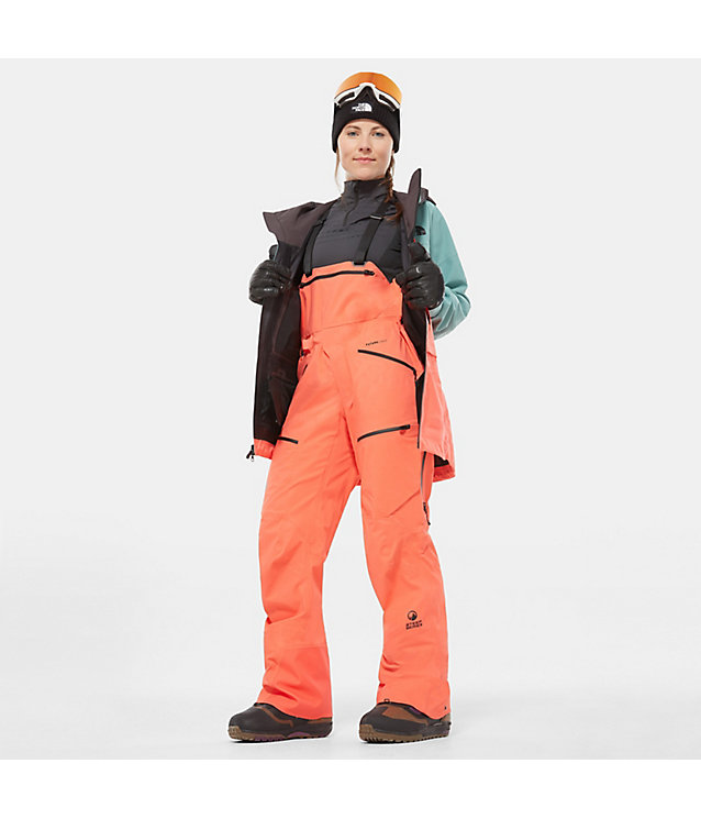 Damen Purist FUTURELIGHT™ Ski-Latzhose | The North Face