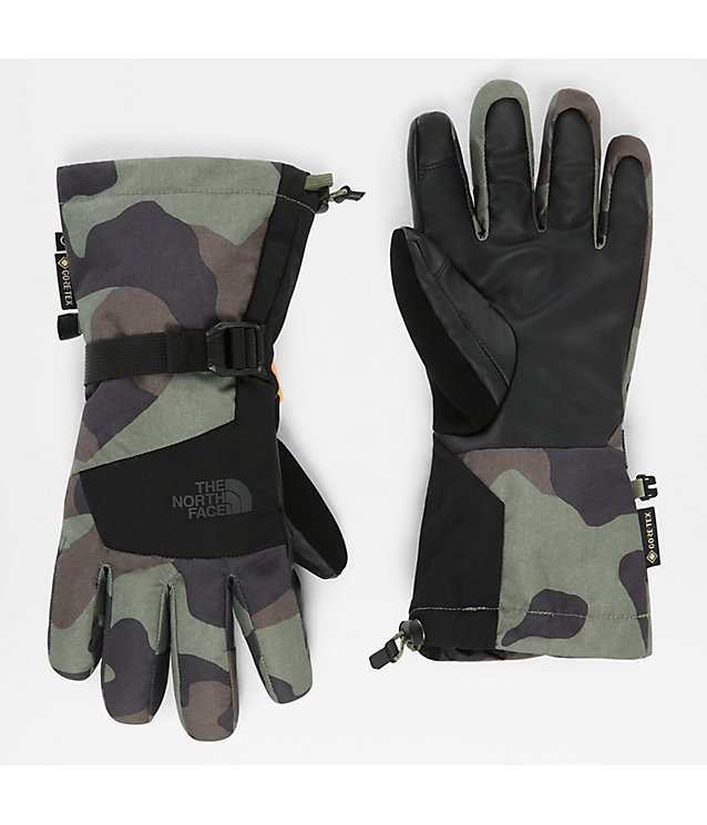 Men's Montana GORE-TEX® Etip™ Ski Gloves | The North Face