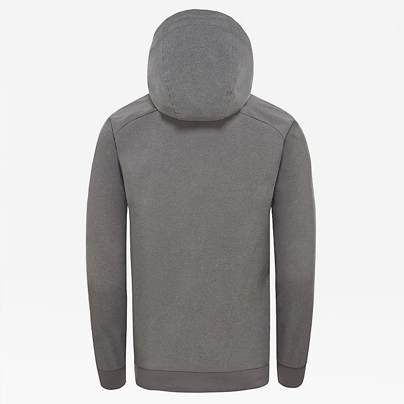 Tekno Logo-hoodie voor heren-