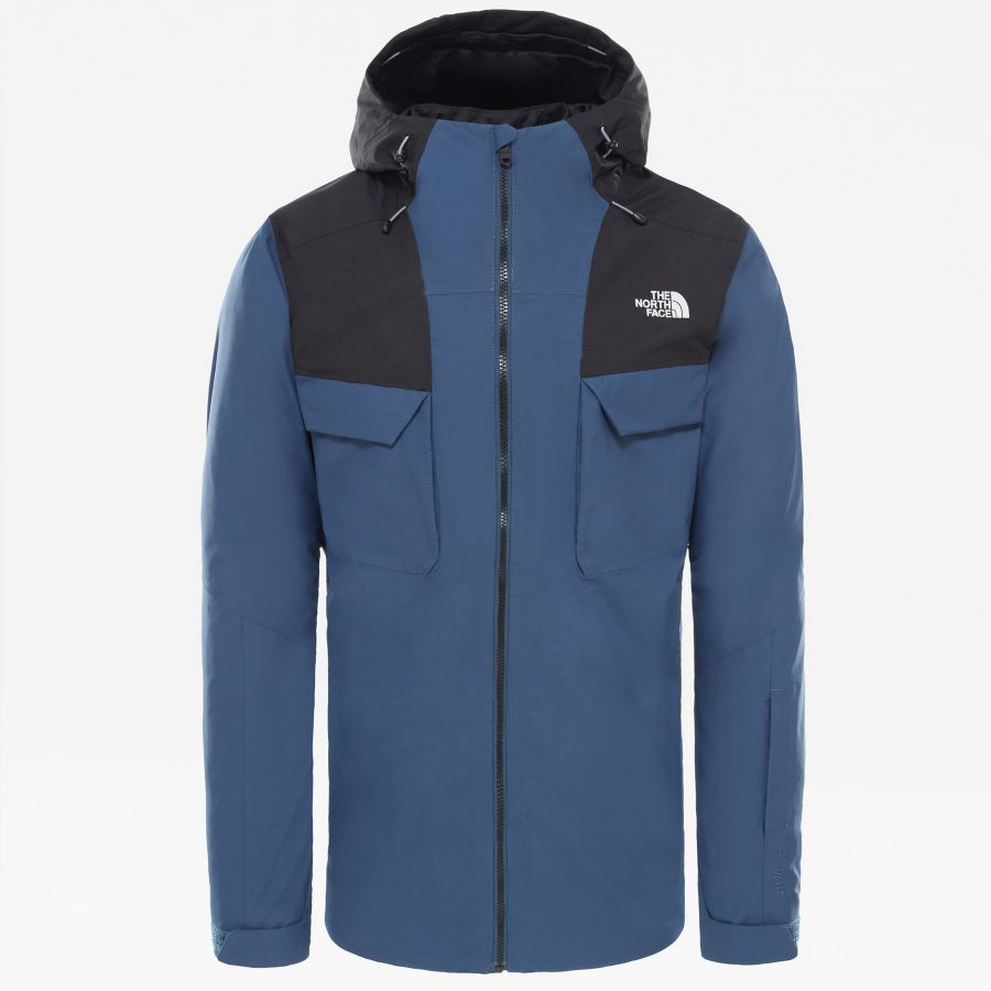 Men's Fourbarrel Zip-In Triclimate® Jacket-