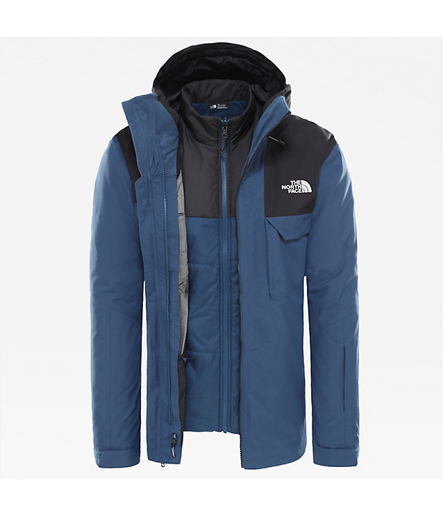 Veste Fourbarrel Zip-In Triclimate® pour homme | The North Face