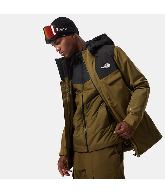 Men's Fourbarrel Zip-In Triclimate® Jacket | The North Face