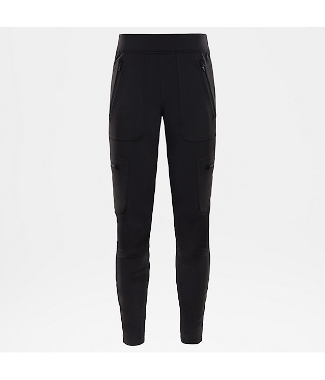 Damen Utility Hybrid Hiker Tights | The North Face