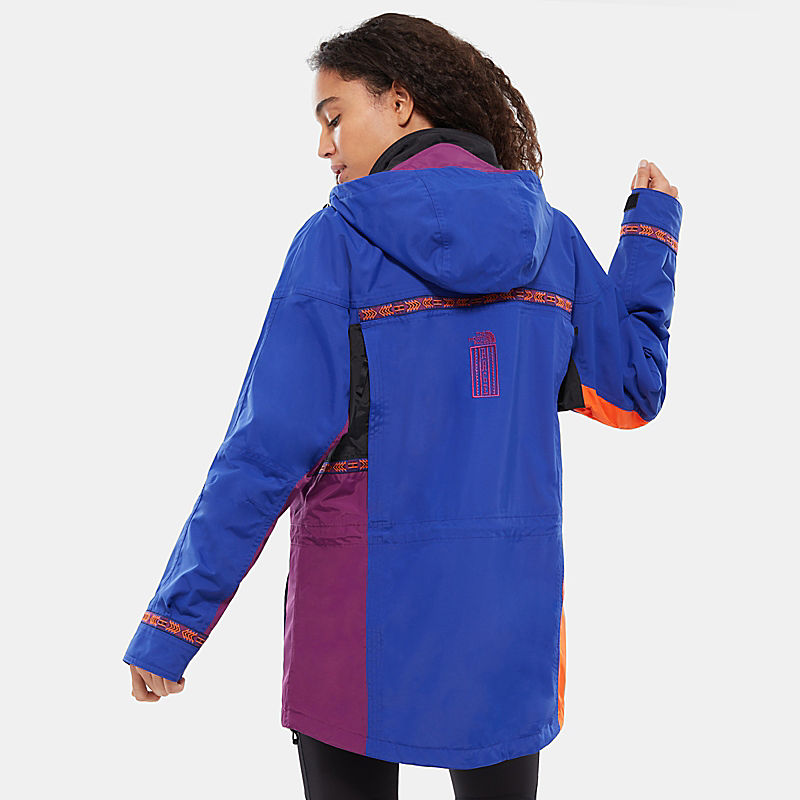 Women's '92 Retro Rage Rain Jacket-