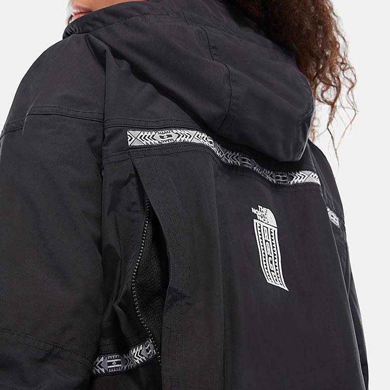 Veste imperméable'92 Retro Rage Rain pour femmes-