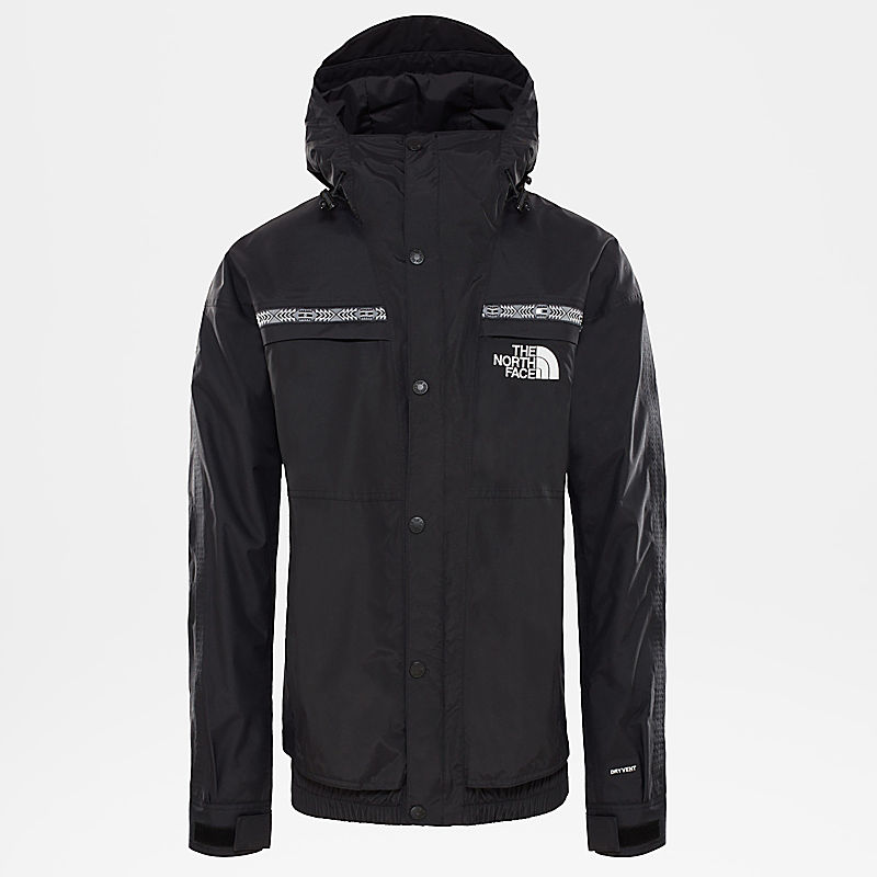 Men's '92 Retro Rage Rain Jacket-