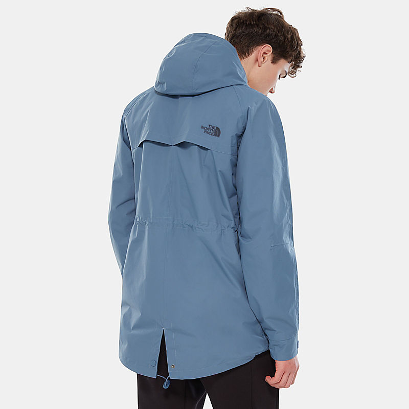 Parka impermeable City Breeze para hombre-