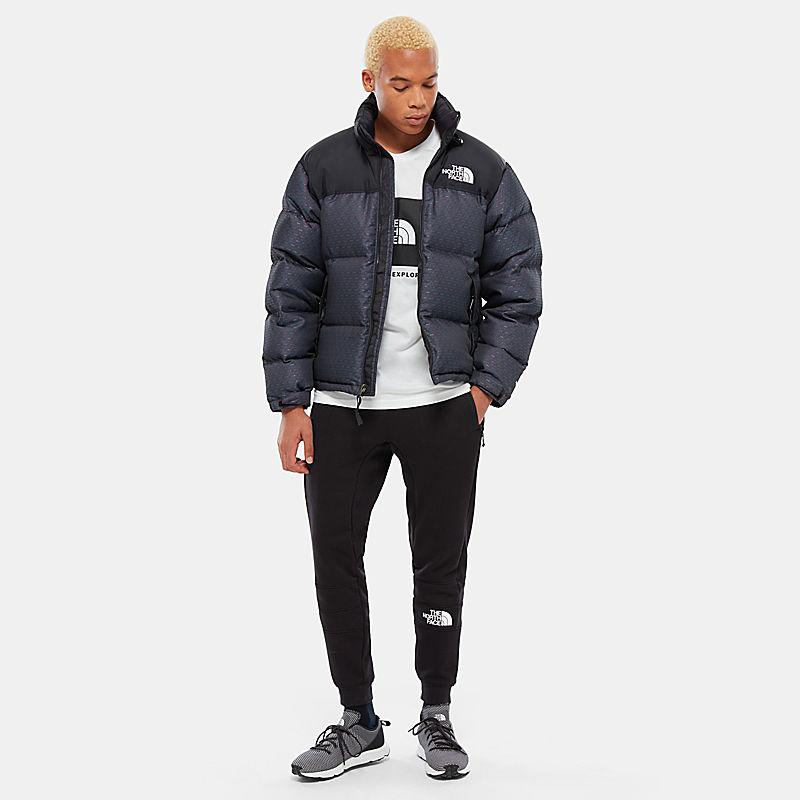 Men's 1996 Engineered Jacquard Nuptse Jacket-