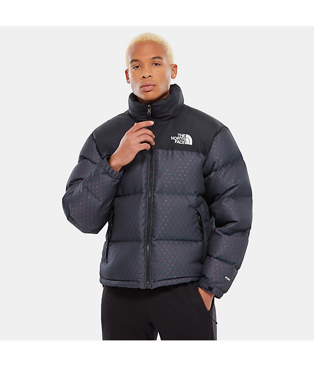 Herren 1996 Engineered Jacquard Nuptse Jacke | The North Face