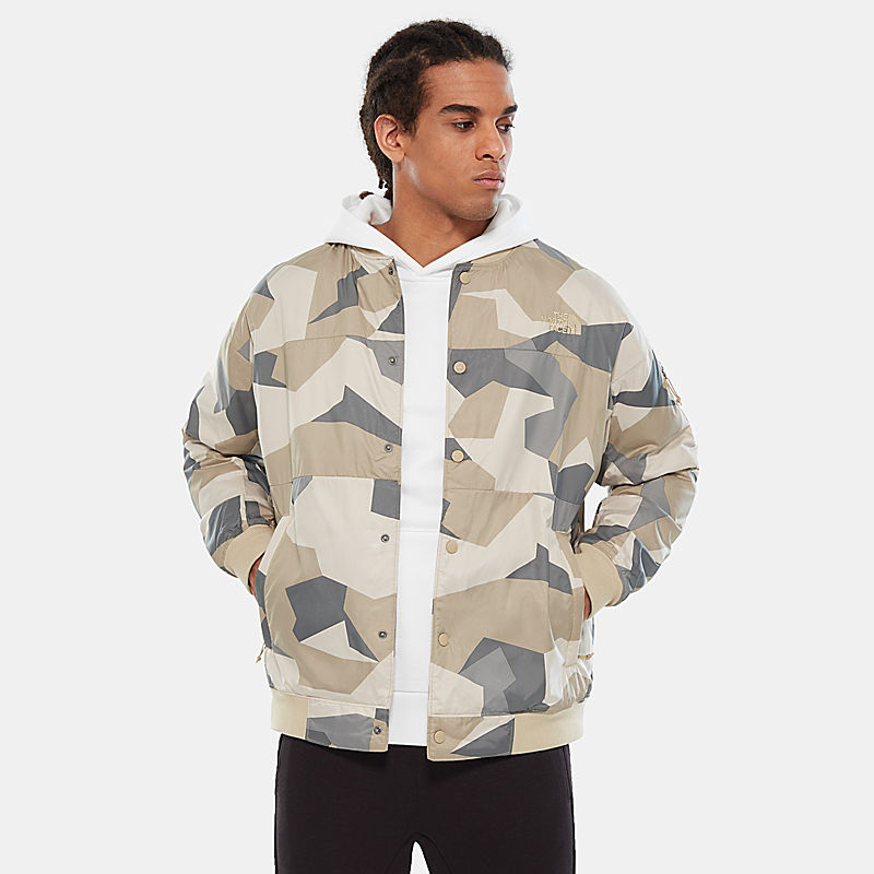 Men's Presley Insulated Bomber Jacket-