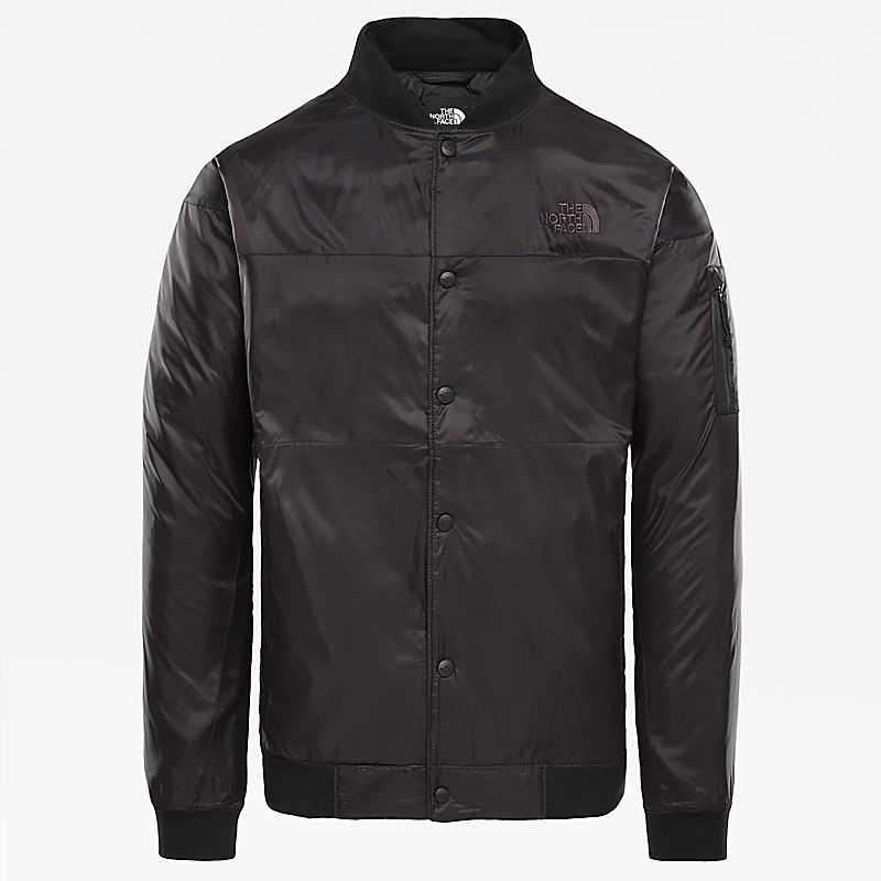 Men's Presley Insulated Bomber Jacket-