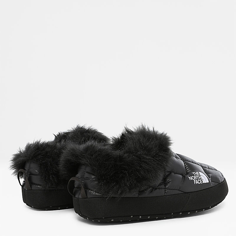 Women's Thermoball™  Faux Fur Tent Mules V-