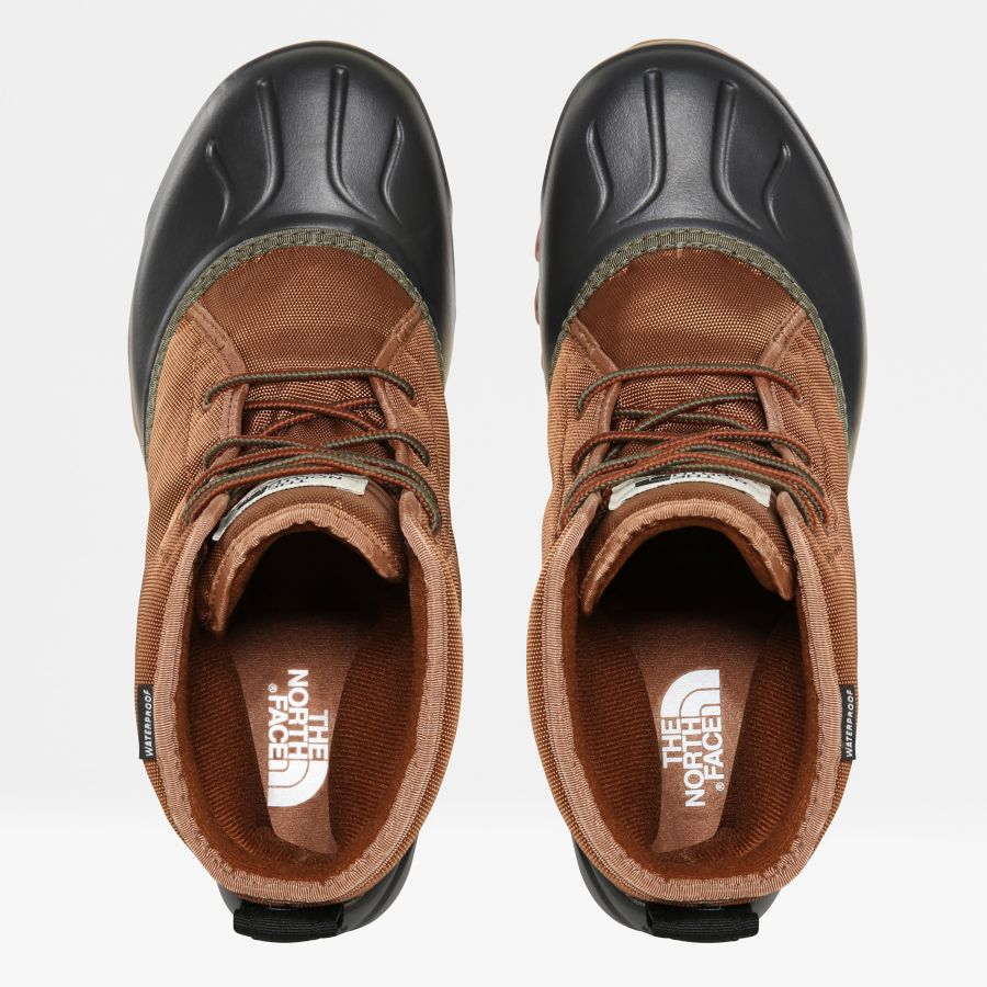Chaussures montantes Tsumoru homme-