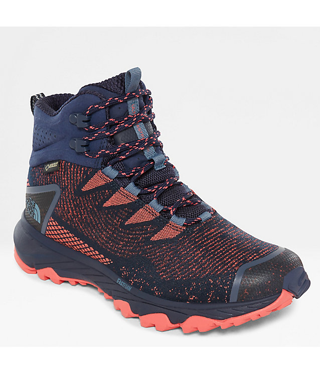Women's Ultra Fastpack III Mid Woven GORE-TEX® Boots | The North Face