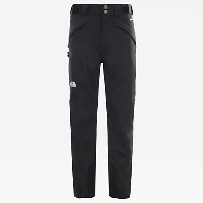 The North Face Boy's Chakal Trousers Tnf Black/tnf Black Size M Men