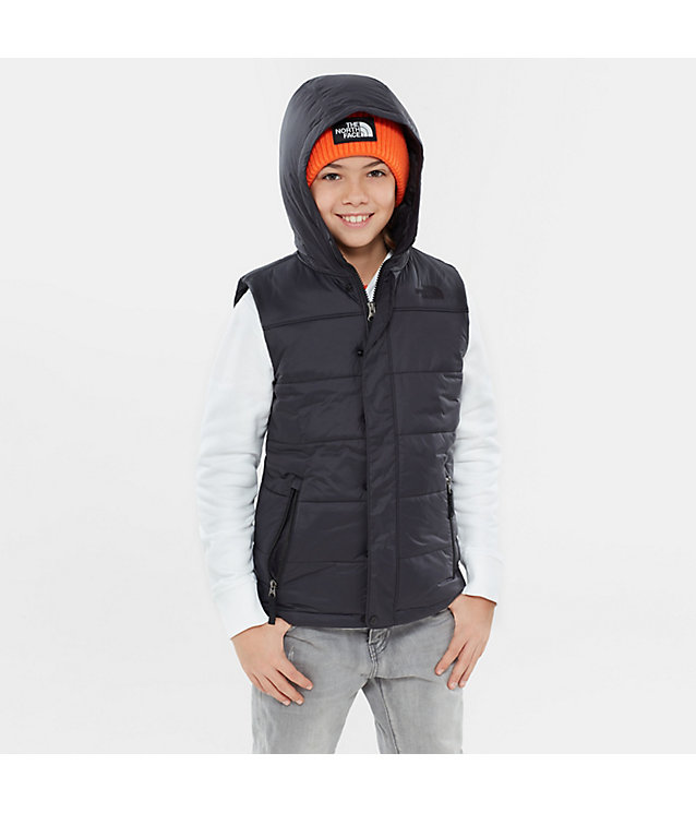 Jungen Harway Weste mit Kapuze | The North Face