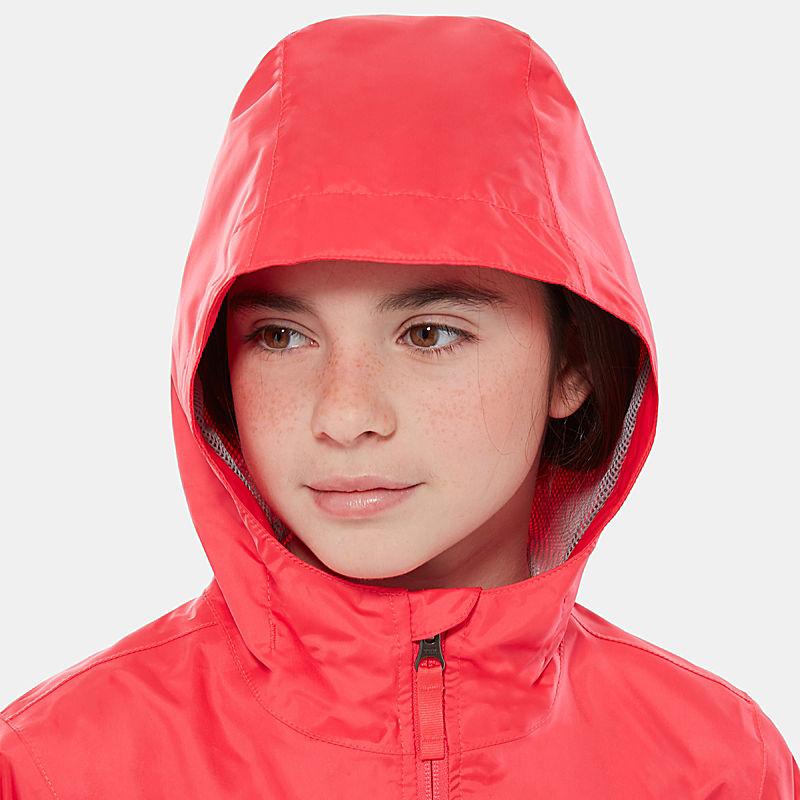 Zipline-jas voor meisjes-