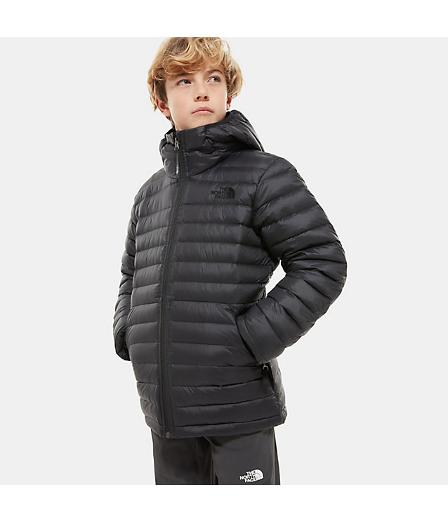 Jungen Aconcagua Daunenhoodie | The North Face