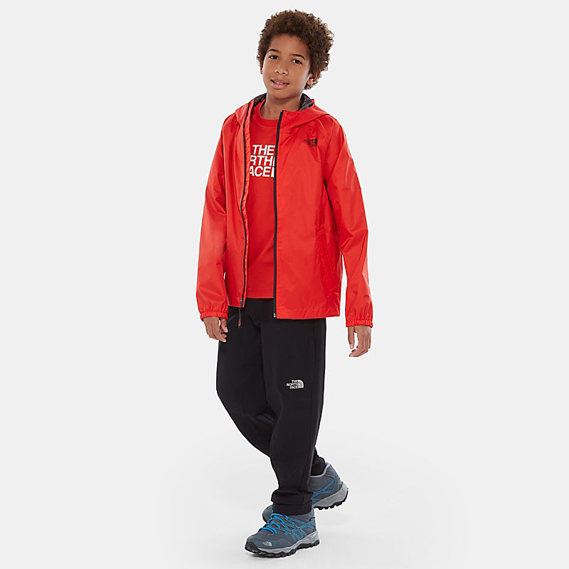 Boy's Zipline Rain Jacket-