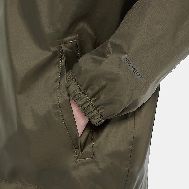 Boy's Zipline Rain Jacket-