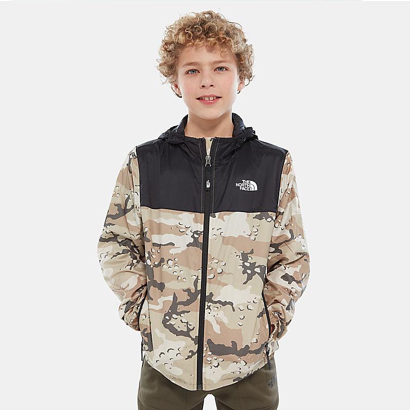 Youth Flurry Wind Jacket-