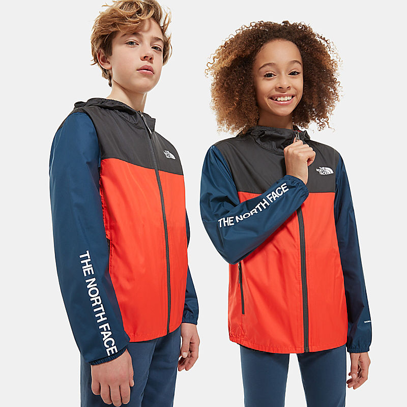 Kinder Reactor Windjacke-