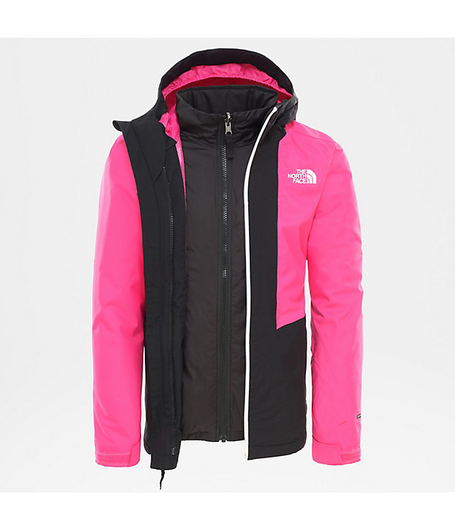 Girl's Clementine Zip-In Triclimate® Jacket | The North Face