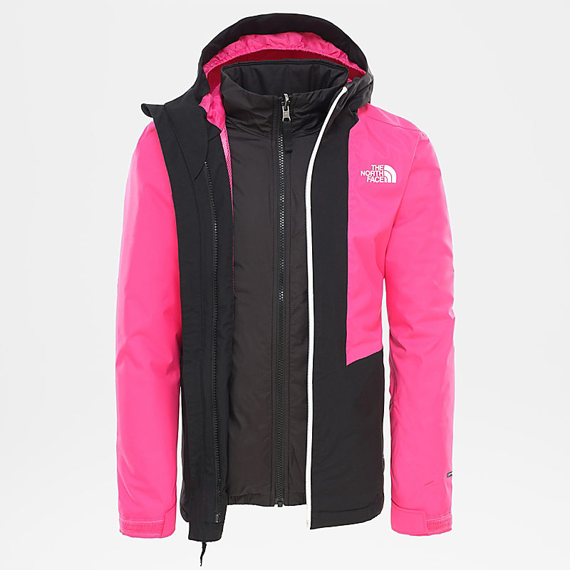 Girl's Clementine Zip-In Triclimate® Jacket-