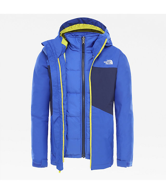 Boy's Clement Zip-In Triclimate® Jacket | The North Face