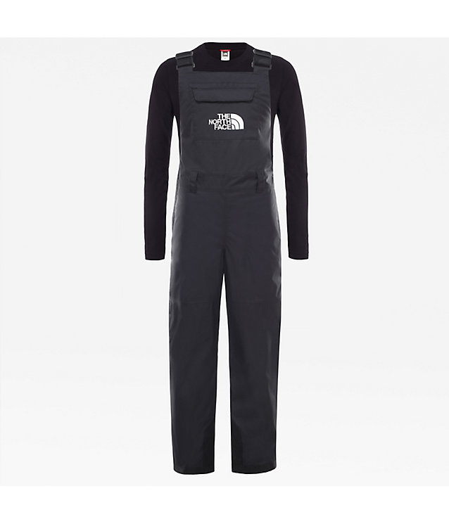 Youth Freedom Insulated Ski Bib | The North Face