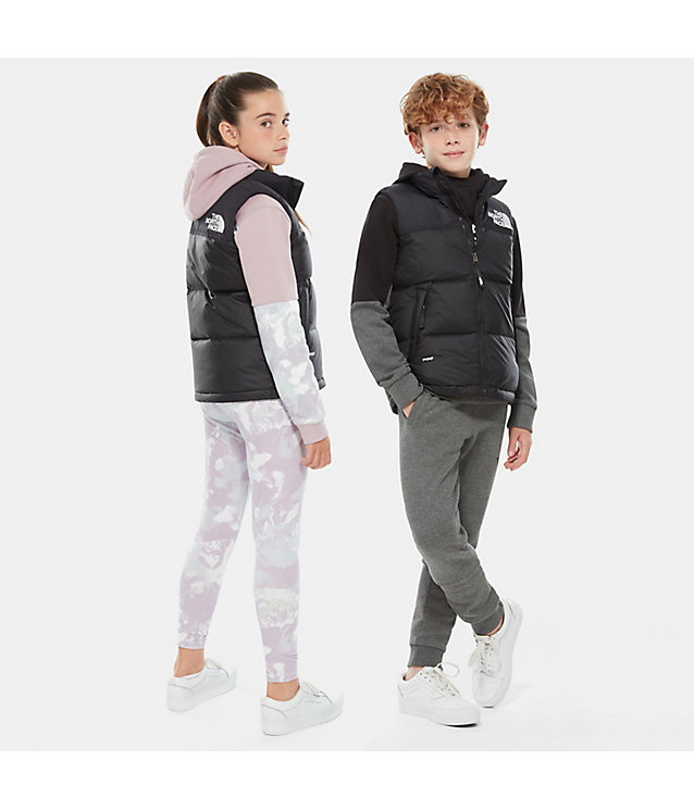 Youth 1996 Retro Nuptse Down Vest | The North Face