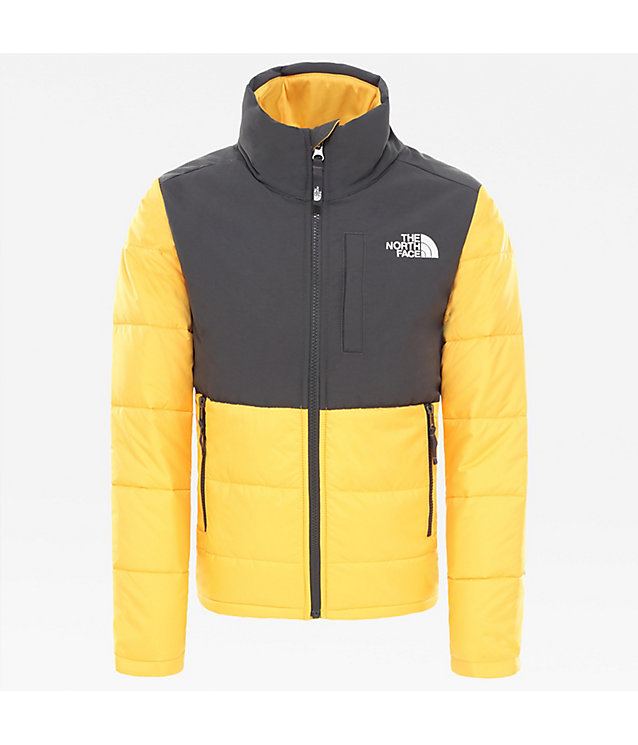 Kinder Balanced Rock Isolierte Jacke | The North Face
