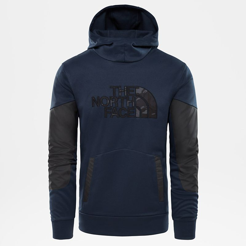 Men's Train N Logo Hoodie-