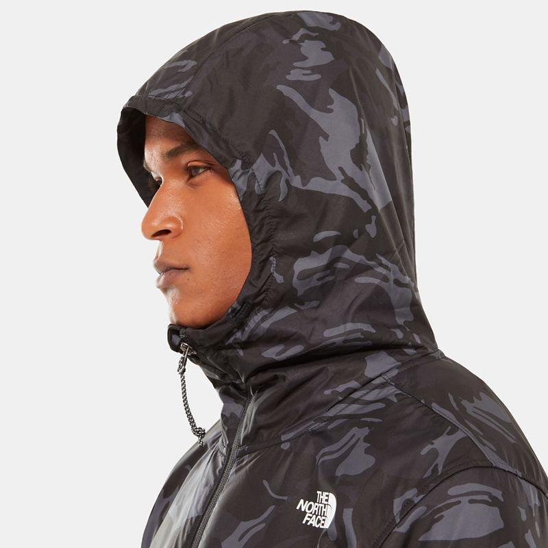 Veste à capuche Train N Logo Overlay pour homme-