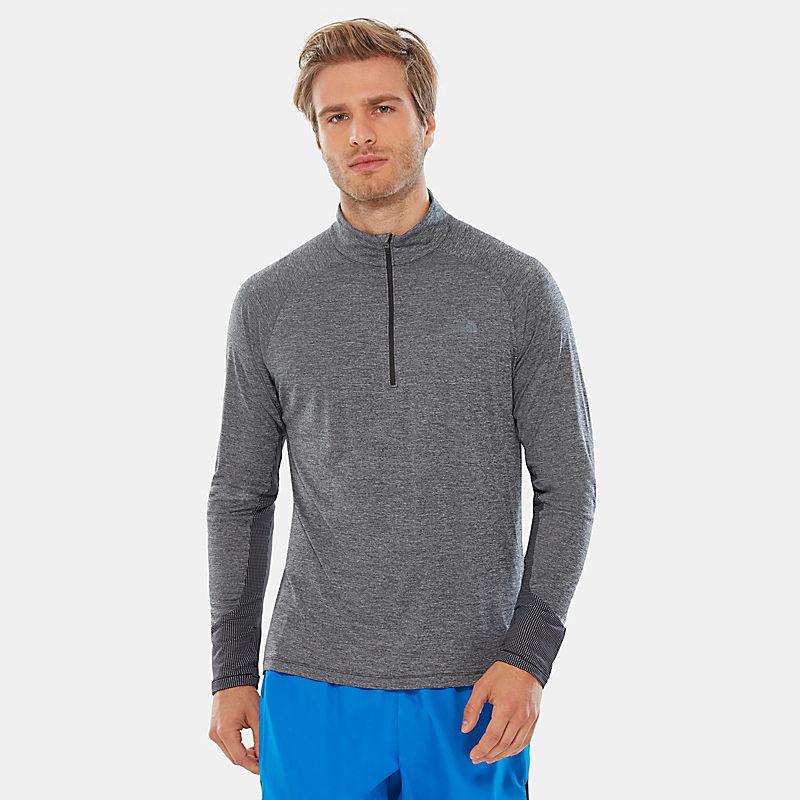 Men's Ambition Quarter Zip Pullover-