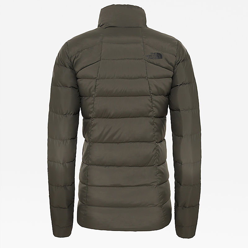 Damen Stretch Daunenjacke-