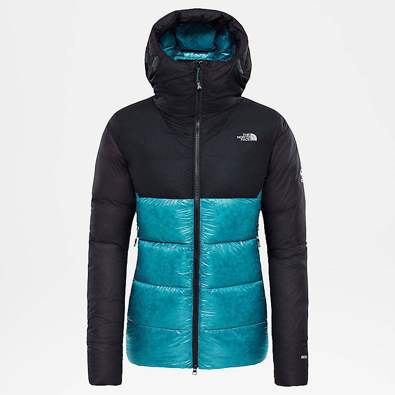 Summit Series L6 Down Belay-parka voor dames-
