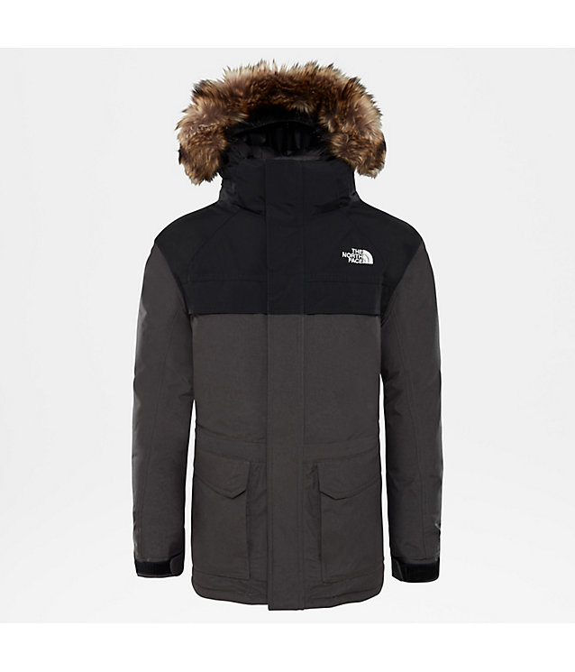 Donzen McMurdo-parka voor jongens | The North Face