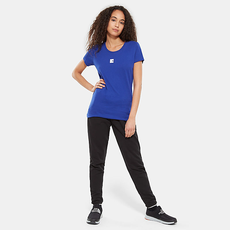 Women's Short-Sleeve Fine T-Shirt-