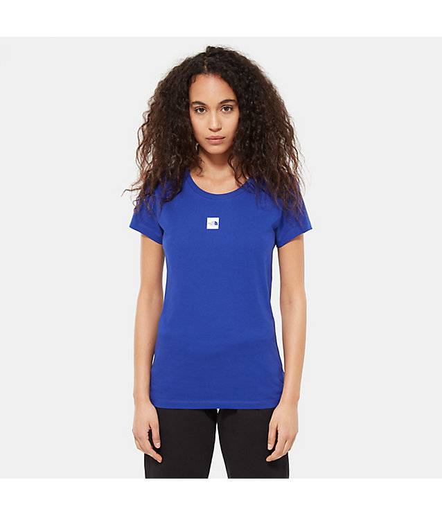 Women's Short-Sleeve Fine T-Shirt | The North Face