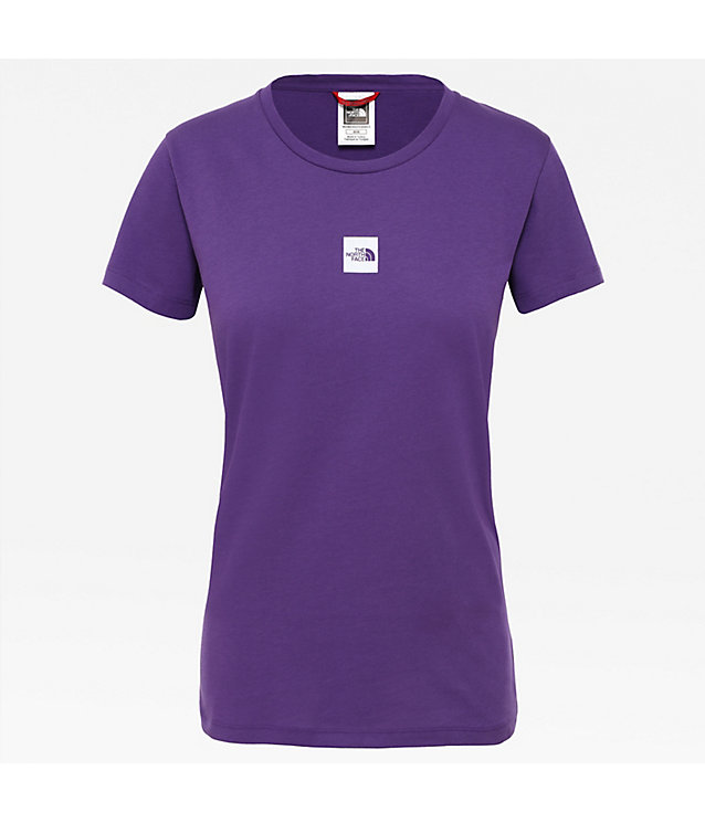 Fine T-shirt voor dames | The North Face