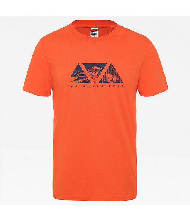 Flash T-shirt voor heren | The North Face