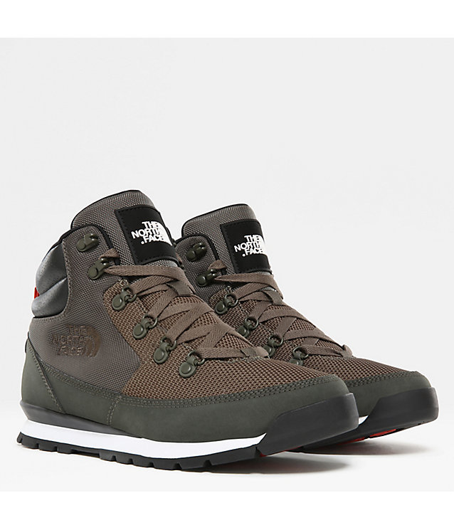 Men's Back-to-Berkeley Redux Mesh Boots | The North Face