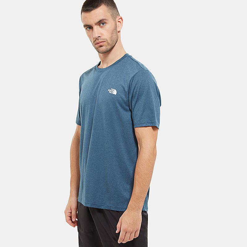 Reaxion Amp-T-Shirt Voor Heren-