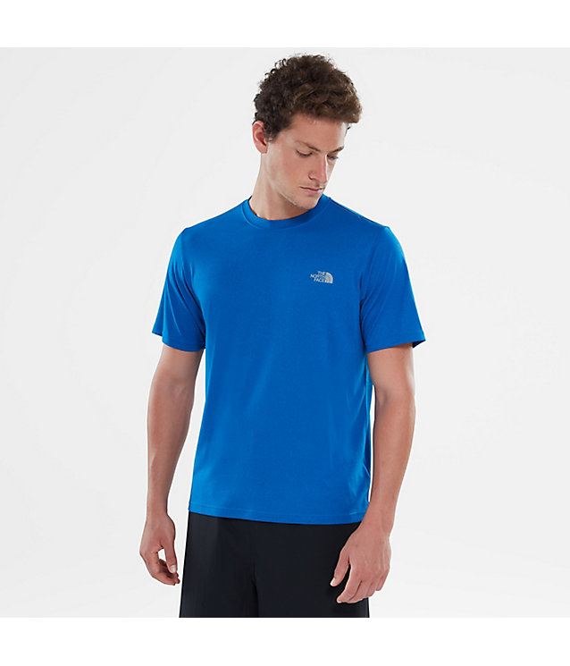 Reaxion Amp Crew T-Shirt | The North Face