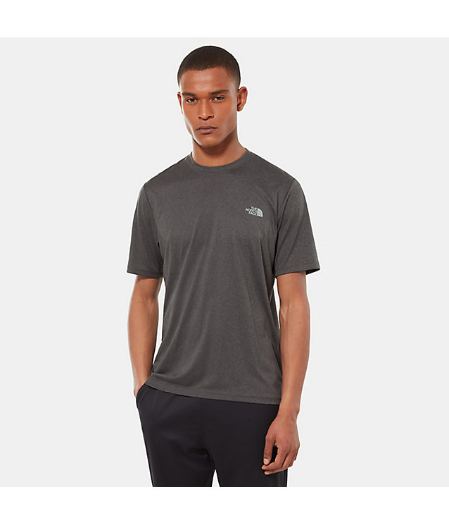 Reaxion Amp-T-Shirt Voor Heren | The North Face