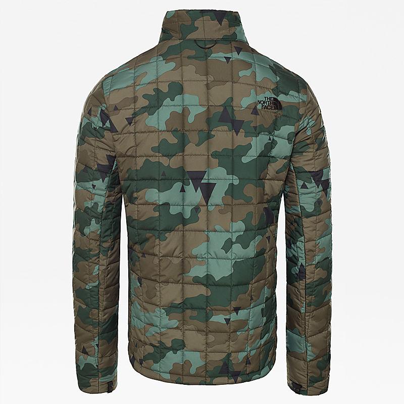 Veste zippée isolée pour homme-
